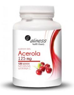 ACEROLA 125mg 120tabl. ALINESS