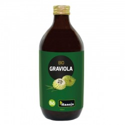 PUREE GRAVIOLA BIO 500ml. HANOJU