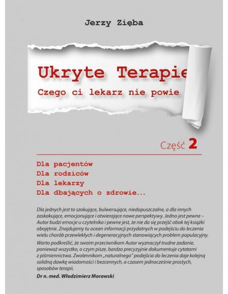 UKRYTE TERAPIE CZĘŚĆ 2,  JERZY ZIĘBA