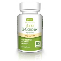 SUPER B-COMPLEX 60tab. - IGENNUS