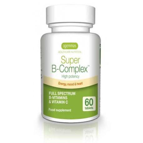 SUPER B-COMPLEX 60tab. IGENNUS