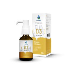 WITAMINA D3 W KROPLACH 30ml AVITALE, ALINESS