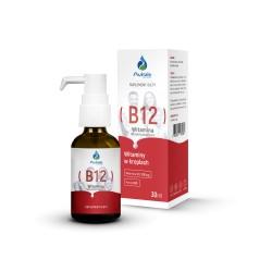 WITAMINA B12 ( METYLOKOBALAMINA ) 200 µg 30 ml, AVITALE, ALINESS
