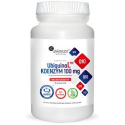 UBICHINOL™ KANEKA NATURALNY KOENZYM Q10 100mg 60kaps. ALINESS