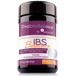 PROBIOBALANCE, IBS BALANCE 10mld x 30 vcaps.  ALINESS