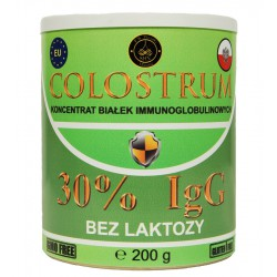 COLOSTRUM BEZ LAKTOZY 200g PW
