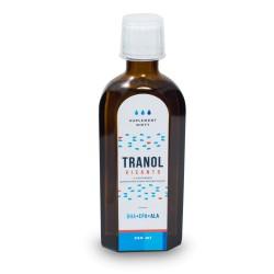 TRANOL POMARAŃCZOWO - BANANOWY 250 ml  VISANTO UKRYTE TERAPIE JERZY ZIĘBA