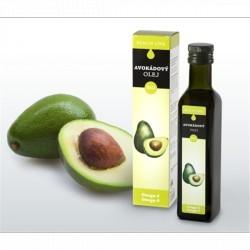Olej BIO z awokado 250ml HEALTH LINK