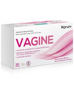 NARUM VAGINE 150 mg, 30...