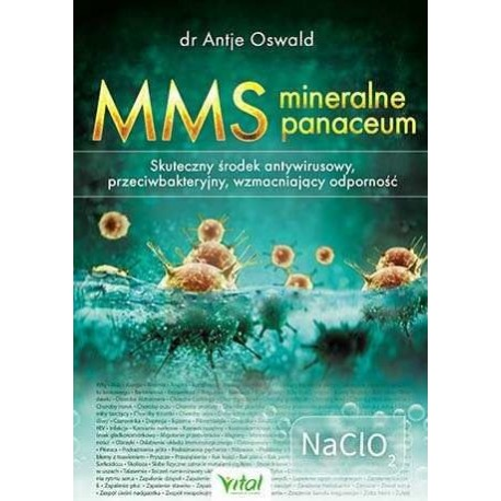 MMS MINERALNE PANACEUM OSWALD A.